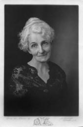 Annette Caroline Morris Lumpkin, n.d. Courtesy of Katherine Glenn Kent.