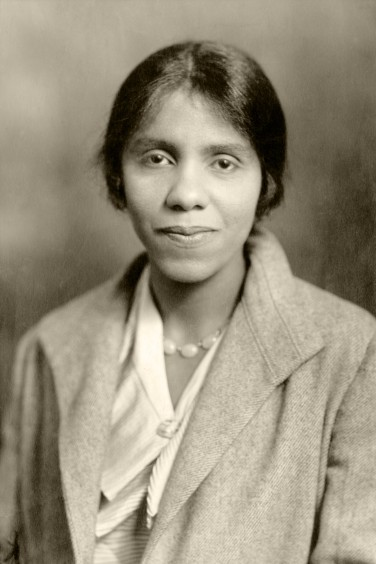 Juliette Derricotte, a YWCA student secretary in the 1920s, traveled the world in behalf of the World Christian Association and served as dean of women at Fisk University. At thirty-four, she died in a car accident in Dalton, Georgia, due in part to the failure of rescuers to take her and her fellow passengers to the nearby whites-only hospital. This tragedy sparked an outcry that helped to push the YWCA toward an increasingly forthright stand against segregation. Courtesy of the Fisk University Archives.